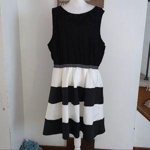 Speechless lacy top dress
